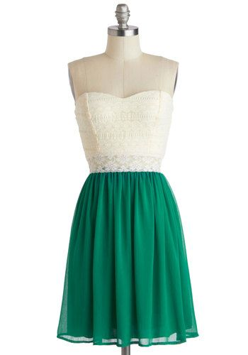 Fine and Dandy Dress, #ModCloth
