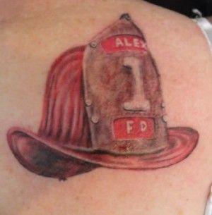 Firefighter Tattoo Designs