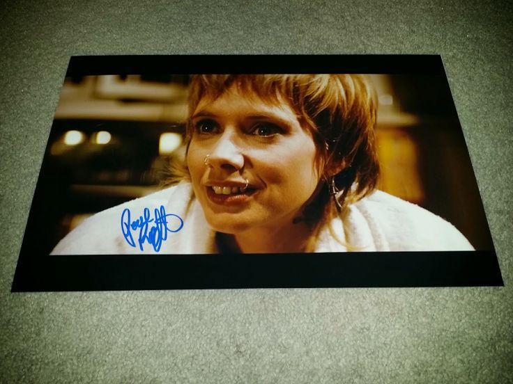 Will The Autograph Guy: Rosanna Arquette of Pulp Fiction! Autographs! Phot...