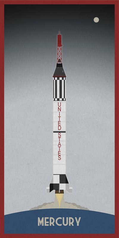 || Mercury Launch by scbb11Sketch1 (Flickr)