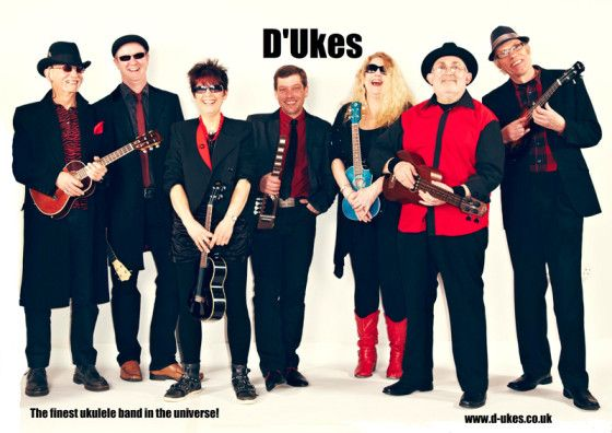 D'UKES March 2104 brings a fabulous variety of one night stands to the Maddermarket Theatre: 4th March DEREK ACORAH, 5th RICHARD DIGANCE, 6th D'UKES, 7th LEE HURST, 8th BIG GIRLS DON'T CRY