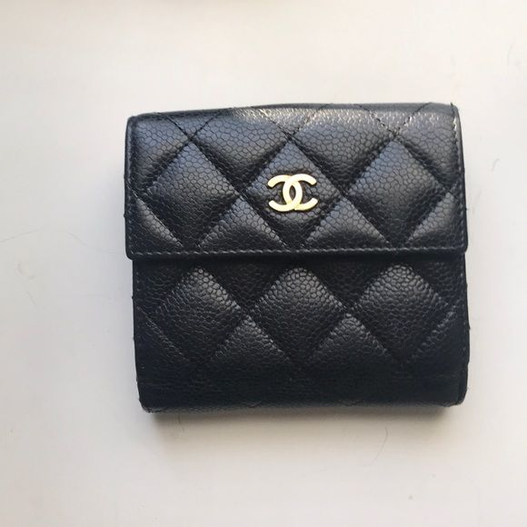 ae05dad739d7 Chanel S-Double wallet