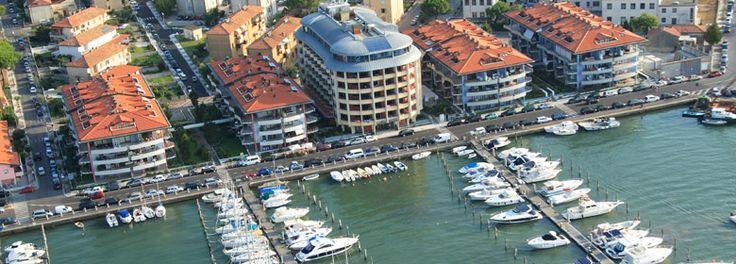 Grado - Hotel Laguna Palace visto dall'alto   Palace hotel ...