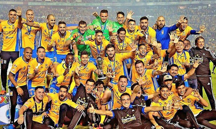 Tigres vs América Final Apertura 2016 Campeón