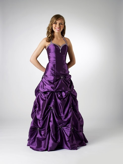 Grad dress #2!