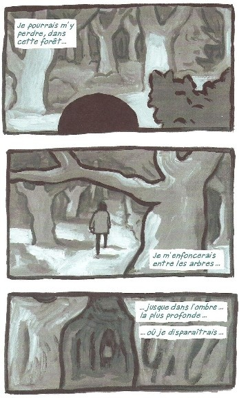 """l'homme de mes reves"" illustrator Nadja"