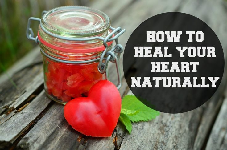 Heal heart naturally through different means and ways.One of the most common forms of heart disorders is Atrial Fibrillation (AFib) known as arrhythmia .....