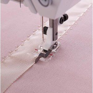 Check out the deal on Clear B Edge/Joining Foot, Viking #4130584-45 at Sewing Pa…