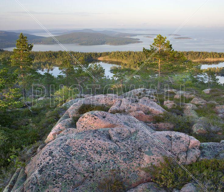 Skuleskogen National Park, Sweden - Fototapeter & Tapeter - Photowall