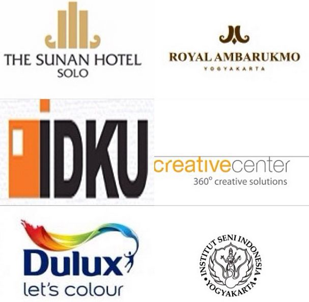 Thanks to all sponsors for the big supports on APSDA 2014 Mystical Design, Solo & Yogyakarta.