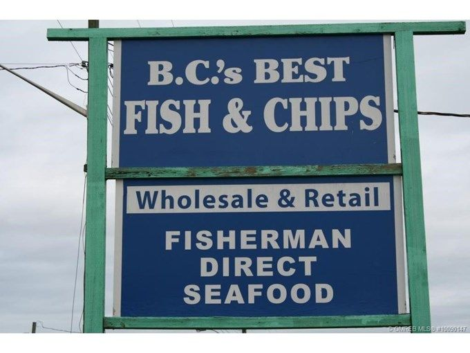 Business Opportunity for Sale - 125 George ST, Enderby, BC V0E 1V0 - MLS® ID 10090147. Great Seafood Restaurant with wholesale & retail of fresh fish products . Excellent location - HWY 97, connector between BC and AB. Lots of traffic, special in the summer time, when tourists are travelling on the road. Good revenue, equipment included.