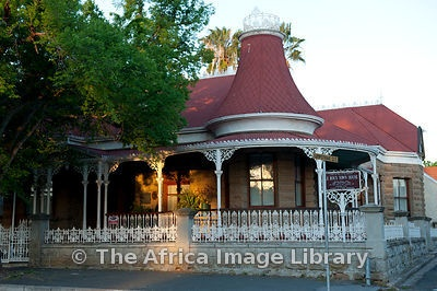Oudtshoorn architecture, South Africa