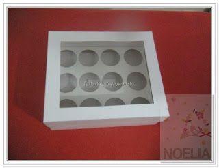 Tienda De Cajas A Medida: Para 2,4,6 y 12 cupcakes