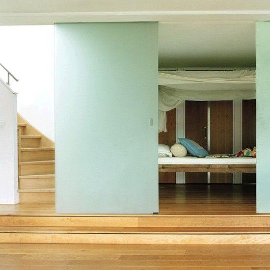 Alkoven Schlafzimmer Wohnideen Living Ideas: Minimalist Zeitgenössische Schlafzimmer Wohnideen Living