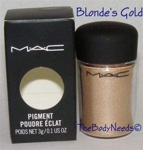 MAC pigment samples for less than 3 bucks. They last forever!