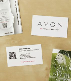 115 best i sell avon images on pinterest avon products avon avery avon avery free printable templates for avon business reheart Images