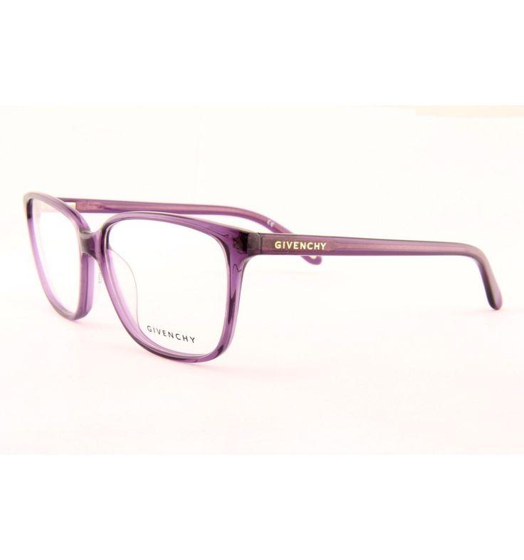 Fialové dámské brýlové obruby Givenchy VGV800 0U55 #damske #bryle #optika #eurooptik