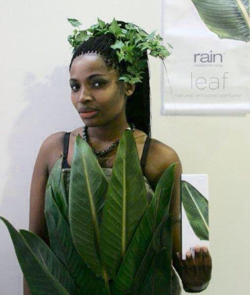 LEAF PERFUME by RAIN  Www.rainafrica.com #fair trade