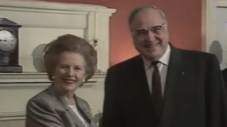 (Jürgen Fritz) Wir schreiben das Jahr 1982. Helmut Kohl ist seit wenigen Wochen als neuer Bundeskanzler im Amt. Die britische Premierministerin Margaret Thatcher ist zu Besuch in Bonn. Da kommt es …