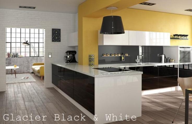 Black Kitchens Photos