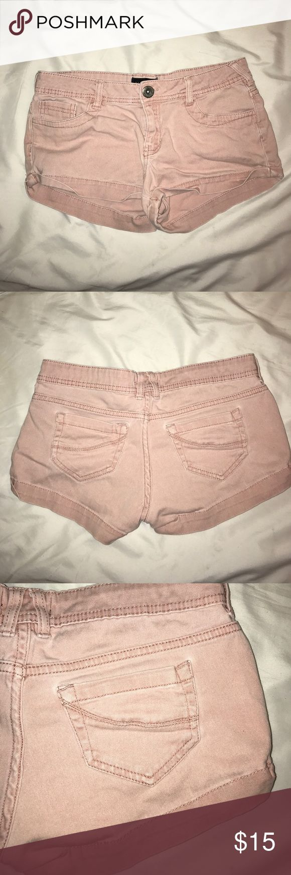Dusty rose shorts New Look Dusty Rose shorts size 5 New Look Shorts
