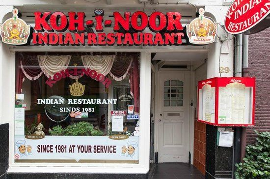 Koh-i-Noor, Amsterdam - amazing indian food! Great for vegetarians, chana masala :p