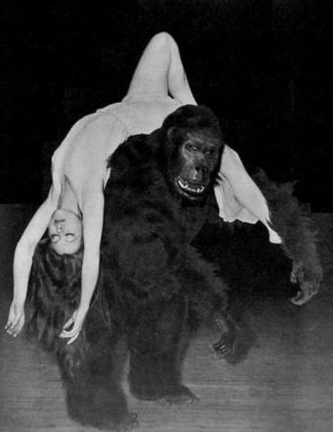 """Hollywood loves gorillas. They are mysterious and scary, yet close enough to human for an actor to play one. Many actors and special effects pros have portrayed gorillas at one time or another in movies such as Gorillas in the Mist or the Planet of the Apes series, but some became particularly known for being """"the guy in the gorilla suit."""" At first, the only requirement for a star gorilla was that one own a gorilla suit. As the competition heated up, these guys had to bring something…"""