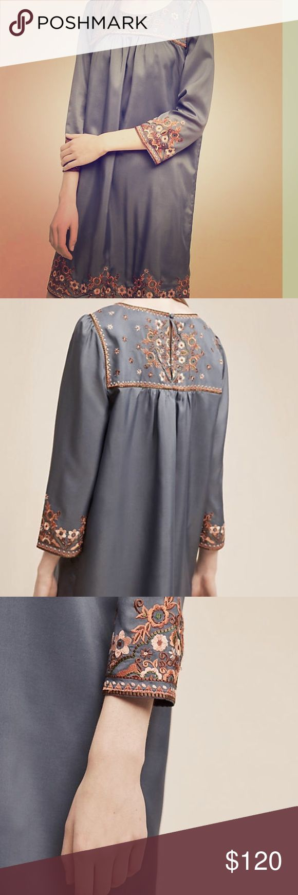 Anthropology dress small nwt sold out Anthropology dress Anthropologie Dresses Mini