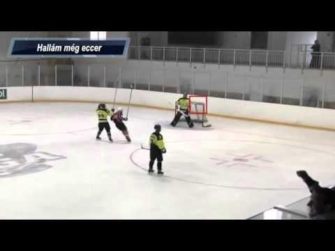Szécsi Patrik 53 méterről lőtt gólja