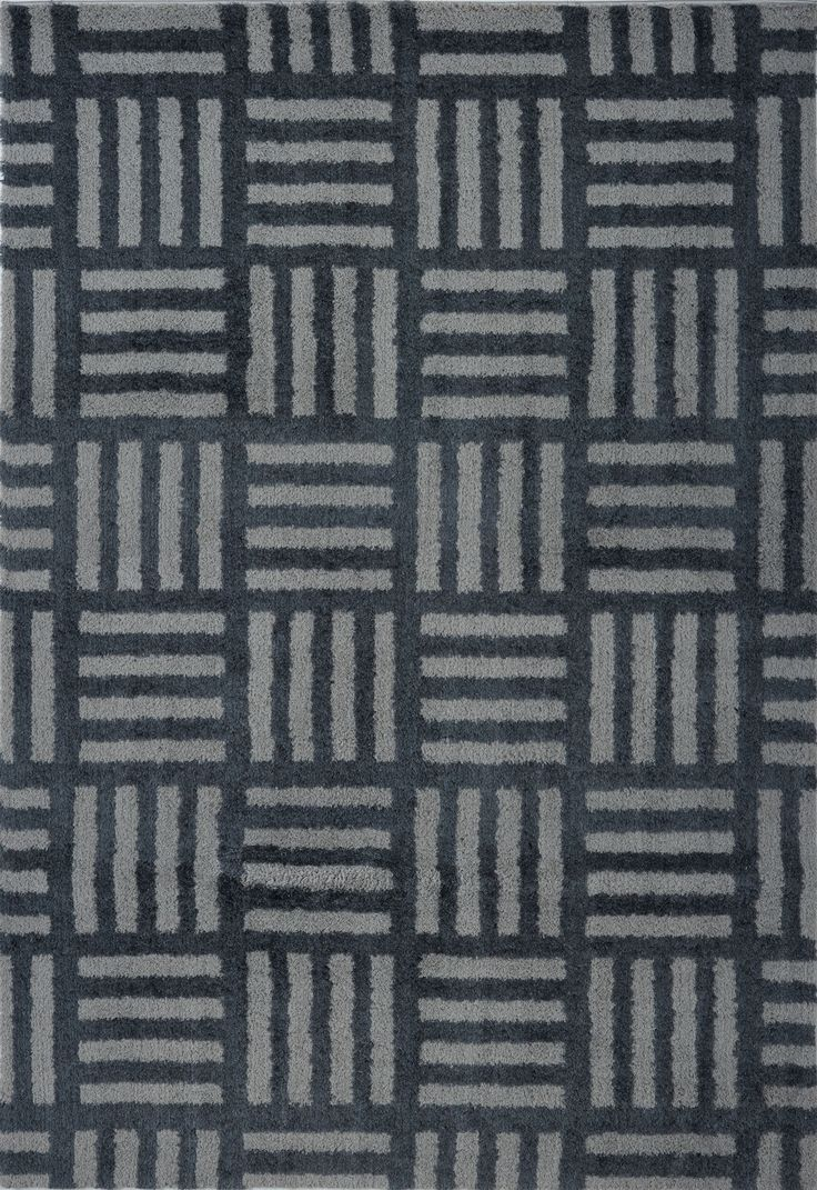 Okanagon Shaggy Micro-Polyester -#grey #home #trendy #modern #stylish #soft #plush #rug #fashion #shopping