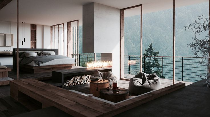 1000 images about studio loft apartment blog on for Shop with loft apartment