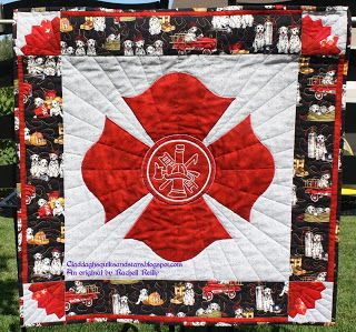 aunt @Ellen Conoscenti  could we do something like this? maltese cross quilt - Google Search