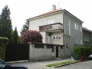 Rodinná vila Olomouc