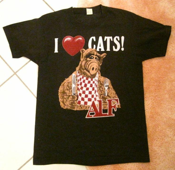 Vintage 1980s Alf T-Shirt