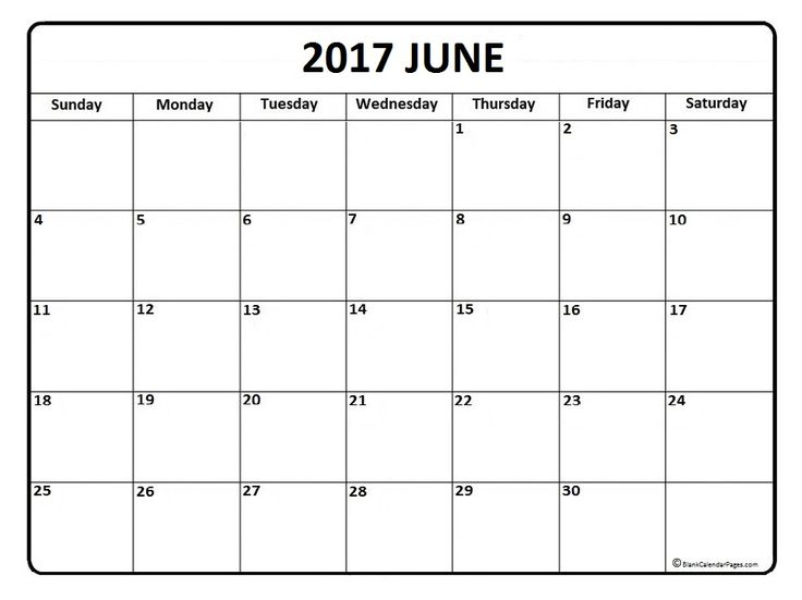 June Calendar Picture Ideas : Best free blank calendar ideas on pinterest