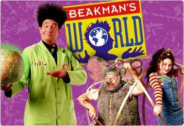 O incrível mundo de Beakman