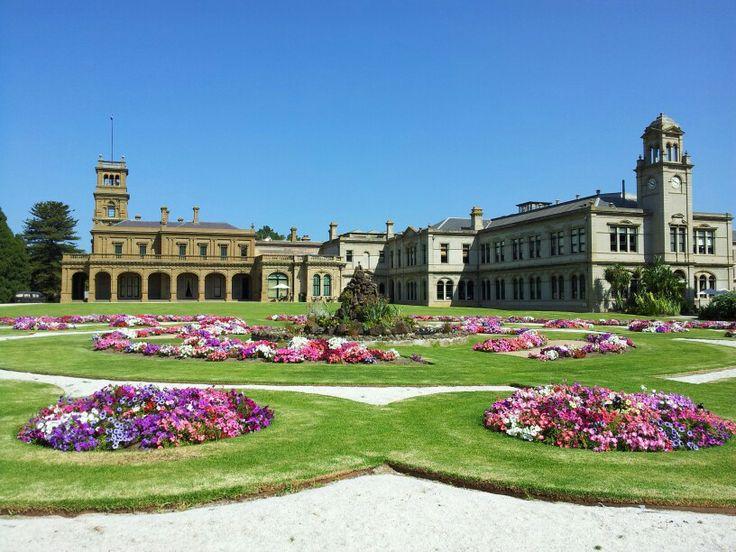 Visit the Weribee Mansion in Australia.