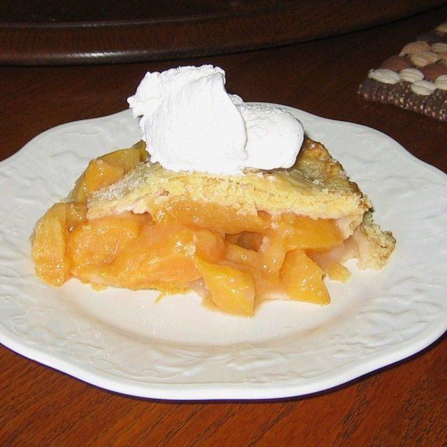 Pfirsichkuchen Rezept: Pfirsichkuchen   – Pies and tarts