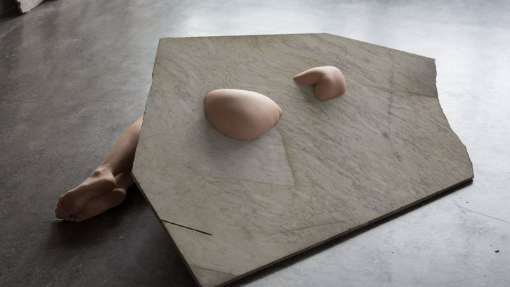 Fleeting Parts: Milena Naef Plays with Marble and Skin | Retro ...