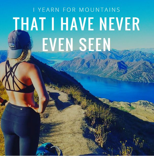 Wanaka, New Zealand! The prettiest mountians, lakes and outdoors you will ever find!  #travel #explore #adventure #solotraveler #travelblogger #travelquotes #quotes #hiking #Newzealand #wanaka