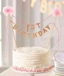 Birthday Cake Topper