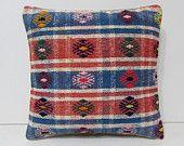 turkish rug pillow organic decorative pillow natural throw pillow sofa pillow case bohemian fabric outdoor cushion cover boho design 28071