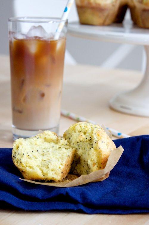 Orange Poppy Seed Muffins | wham wham's and zoo zoo's | Pinterest