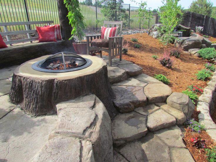Die besten 25+ Farmhouse fire pit accessories Ideen auf Pinterest - zubehor fur den outdoor bereich