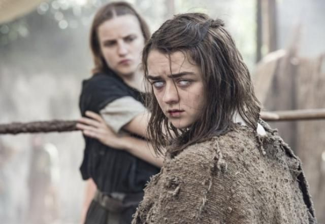 Get ready to get your mind blown after reading this fan theory about Arya Stark and the Waif