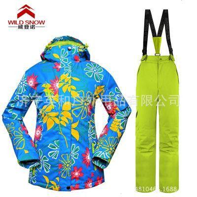 New 2017 Winter Skiing Jackets Women Ski Coat Snowboard Jacket Ski Suit Women Snow Wear Jacket S-2XL Skiing Jacket Women Outdoor