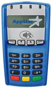 Appstar debit processing system