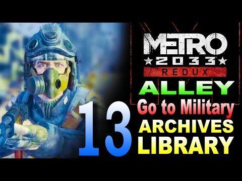 Библиотека метро прохождение 2033