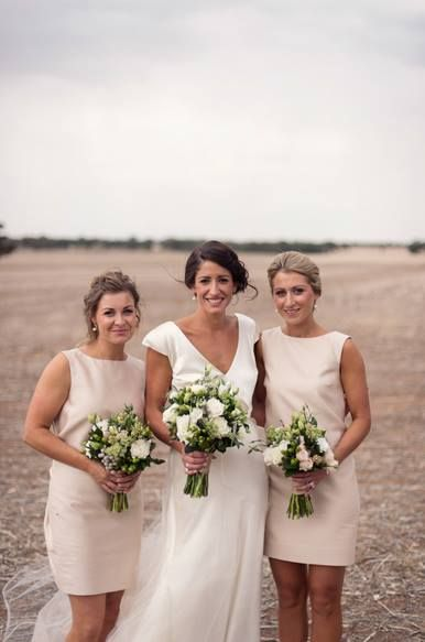 Annabelle and her beautiful maids by Bella Pelle Body Clinic