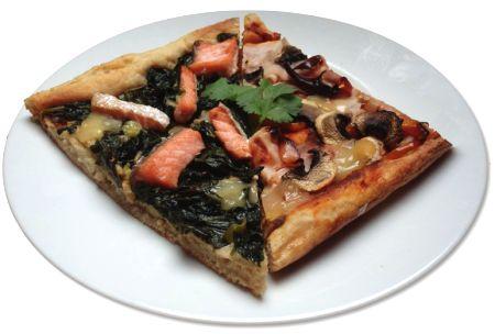 Pizza pro štíhlou linii